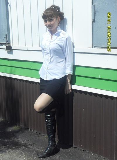 Алина Кадирметова, 18 ноября , Новосибирск, id151385711