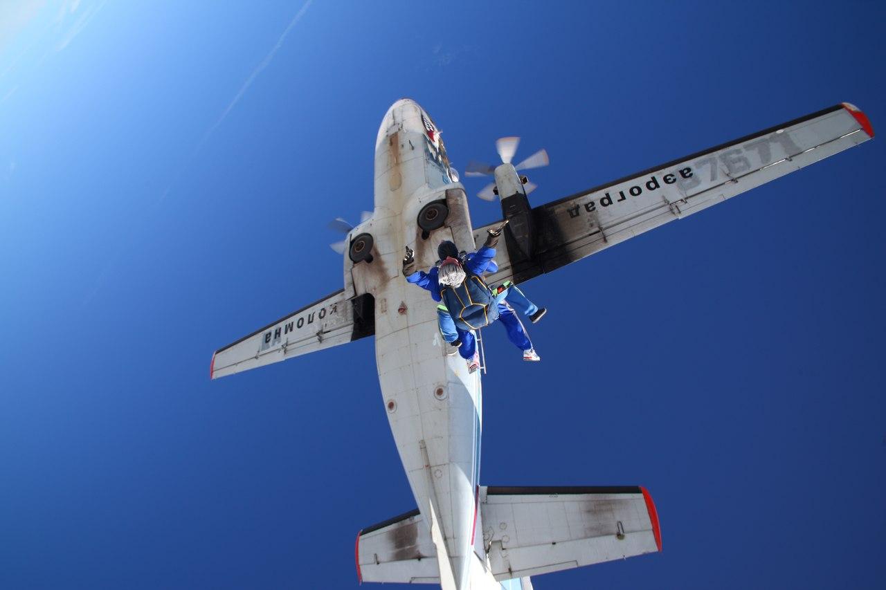 инструкция по прыжкам с парашютом дуп