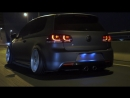 Volkswagen Golf R Bagged dropped on the floor