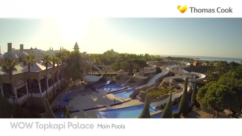 Hotel WoW Topkapi Palace, Antalya, Türkei