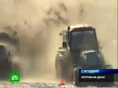 Racing tractors under the Rock n' Roll