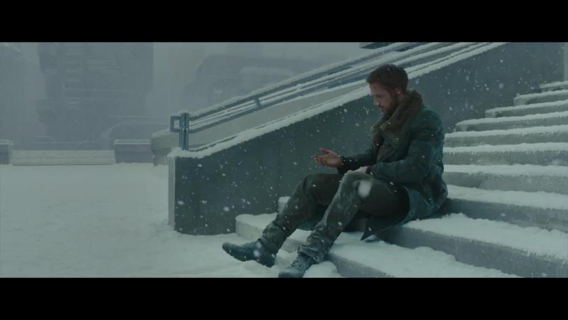 Officer K death scene from Blade Runner 2049