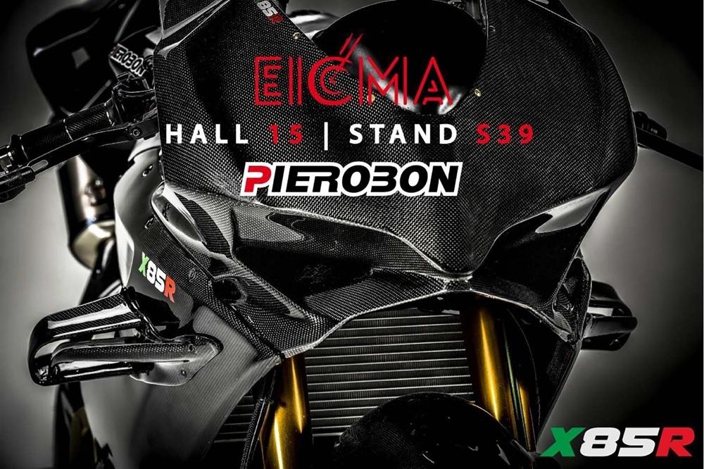 EICMA 2018: супербайк Pierobon X85R