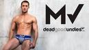 Modus Vivendi Mens Underwear Marine Campaign