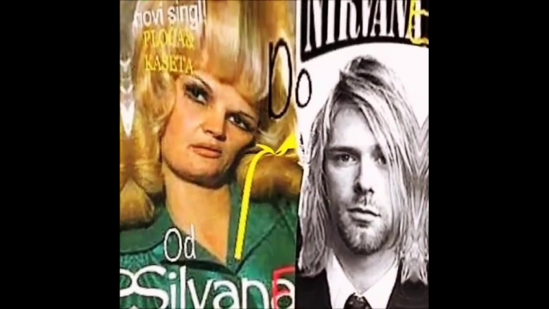 New single - OD SILVANE DO NIRVANE BY VANJA RADOVANOVIĆ VIII2