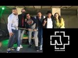 Rammstein с добрыми текстами в Солигаличе