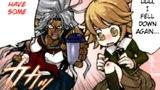 [Danganronpa 4 Koma] The Unshakable Oogami-san FANDUB