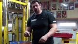 Тренировка пальцев и предплечья ч. 4 (Training of Armwrestling (Fingers &amp Forearm))