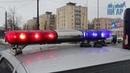 Вследствие ДТП в Санкт Петербурге два человека госпитализированы с серьёзными травмами