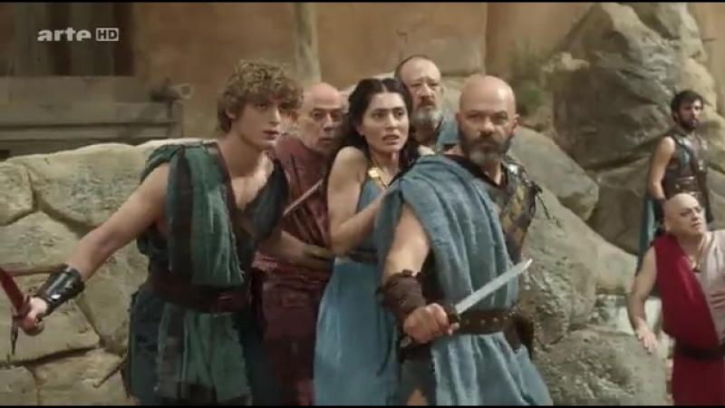 Одиссей s01e04 Odysseus Il ritorno di Ulisse 2013 ozv BaibaKo