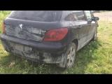 В разборе Peugeot 307 (Пежо) ДВС 2.0 136л.с. PSARFN1OLH / АКПП 2004 (до рестайл)