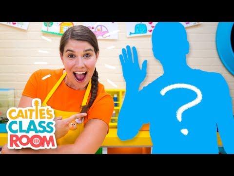 Caitie's Classroom Live - Friends!