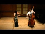 Edgar Meyer - Concert Duo Mvt. 1