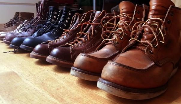 Совет как ухаживать за обувью