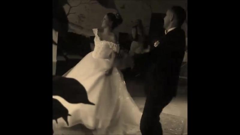 Первый танец имровизация Александра и Юлии Шевченко