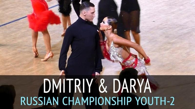 Dmitriy Kulebakin Darya Sviridenko   Samba   2018 Russian Championship Under 21 Latin