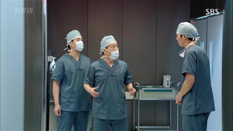 Ён Паль: Подпольный доктор - 2 серия [озвучка GREEN TEA]