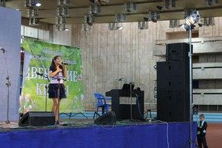 Великолепное выступление Раимовой Наргизы