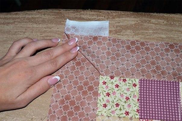 Подушка как шить