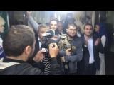 Встреча Хабиба с фанатами