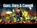 Обзор геймплея игры от третьего лица стрелялки Guns Gore and Cannoli 2 gamplay review