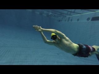 Фридайвинг в Олимпийском