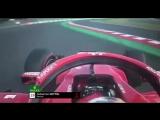 Vettel and Verstappen collision | Japanese GP 2018