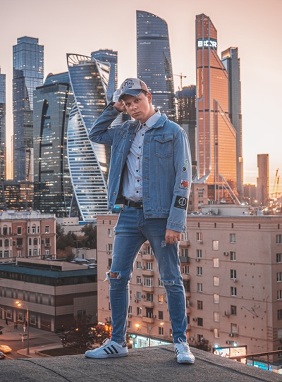 Денис Белик, Москва