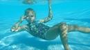 Алиса Мими Лисса в аквапарке Legoland Dubai и парке развлечений для детей