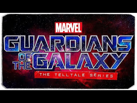 MARVELS GUARDIANS OF GALAXY - ЭПИЗОД 1 - Tangled Up in Blue