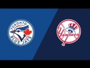 AL / 19.08.2018 / TOR Blue Jays @ NY Yankees (3/3)