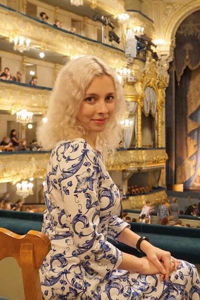 Анастасия Личагина