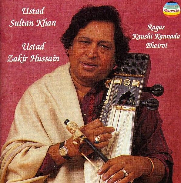 Sultan Khan 1993 Raga Kaushi Kannada and Raga Bhairvi