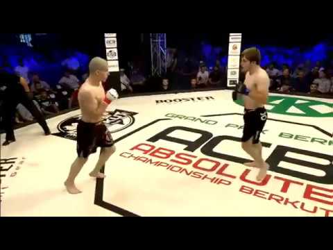 ACB 9 Yusuf Raisov vs. Beslan Zhamurzov