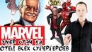 Умер Стен Ли на 95 году жизни скончался отец всех супергероев MARVEL