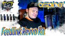 Feedlink Revvo kit by Aspire | Сквонк с платой и RDTA на необслужках 🤔