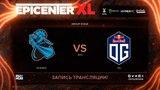 NewBee vs OG, EPICENTER XL, game 3 [Funky, Lum1Sit]