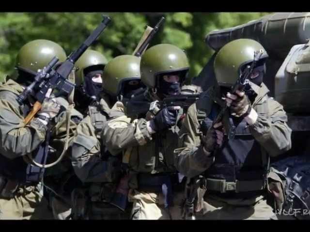 23 Февраля Спецназу посвящается