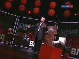 Вениамин Смехов читает стихотворение Владимира Маяковского