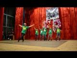 Отчётник Flower Power 2018 Break Dance
