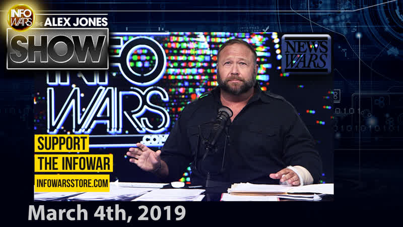 Full Show - Millennials Embracing Socialism While MSM Reports Brain Chips To Be Commonplace -03/04/2019