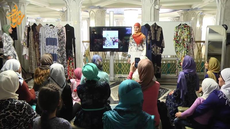 Весенний девичник в музее исламской культуры мечети Кул-Шариф