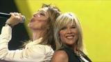 Sabrina &amp Samantha Fox - Call Me Live Retro FM Moscow 2010 HD