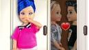ЗАСТУКАЛИ В ШКАФУ!! Мультик Барби куклы, школа. Подруги Буги Вуги