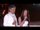 Andrea Bocelli Sarah Brightman - Time To Say Goodbye 2007 HD