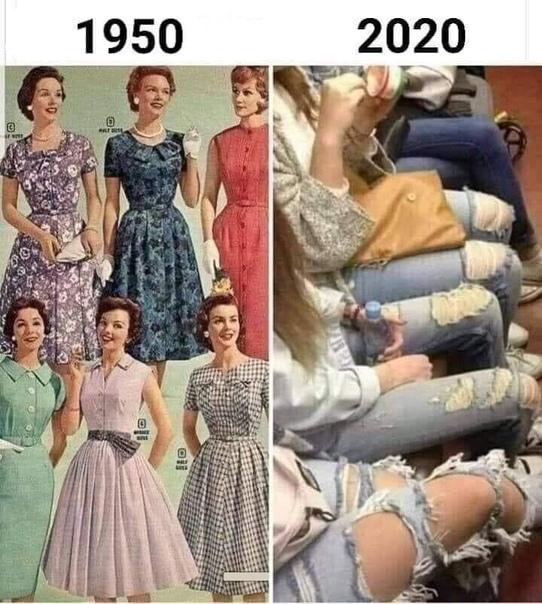 Я бы и сейчас с удовольствием такие платьишки поносила бы🤗 Красотки в 50х!👍🏻👍🏻👍🏻 А вы согласны?❤
