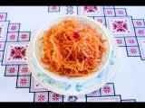 Морковь по корейски рецепт Как приготовить морковь по корейски Корейская морковь Морква по корейски