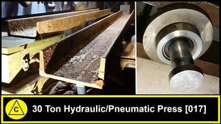 Workshop Press 30 ton I Homemade - Part 1