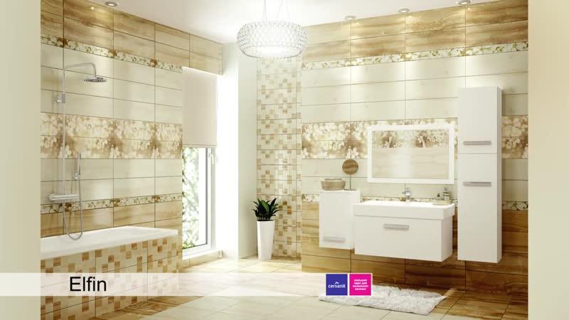 Коллекция плитки Cersanit Elfin в интернет-магазине GGpro-Stroy.ru