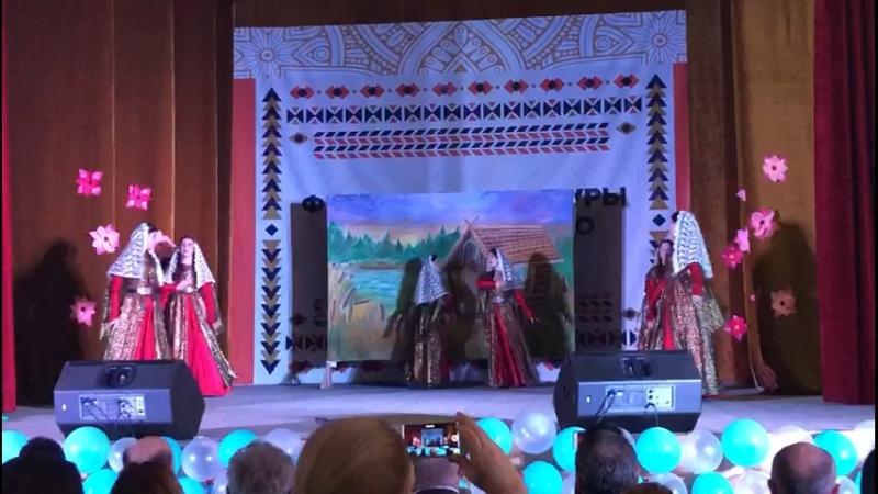 Попурри. Лакско-кумыкский танец. 1
